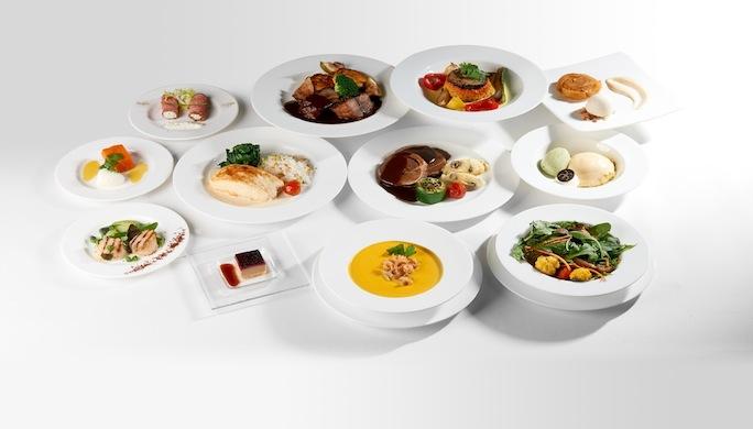 Repas Domicile - Un menu varié et équilibré qui change